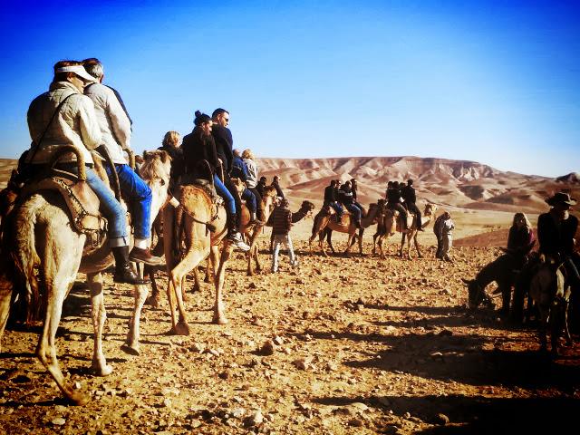 בר מצווה אקסטרים במדבר
